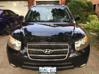 Used 2007 Hyundai Santa Fe XL Limited Edition for sale in Oakville, ON