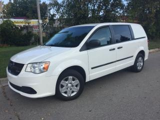 Used 2012 Dodge Ram Cargo Van for sale in Mississauga, ON