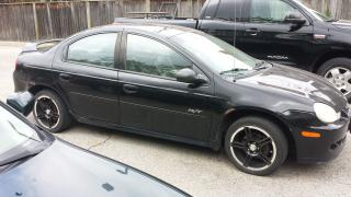 Used 2002 Chrysler Neon R/T for sale in Hamilton, ON