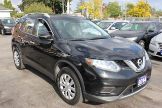 Used 2014 Nissan Rogue S AWD Bluetooth Backup Camera for sale in Brampton, ON