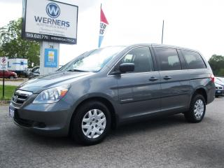 Used 2007 Honda Odyssey Handicap for sale in Cambridge, ON
