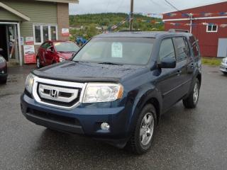 Used 2010 Honda Pilot EX-L w/RES for sale in Corner Brook, NL