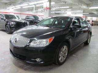 Used 2012 Buick LaCrosse Leather for sale in Dartmouth, NS