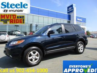 Used 2009 Hyundai Santa Fe GL heated seats alloys all wheel drive for sale in Halifax, NS