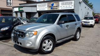 Used 2010 Ford Escape XLT 4WD for sale in Etobicoke, ON
