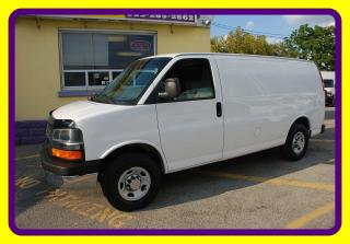 Used 2011 Chevrolet Express 2500 3/4 ton No Windows, chrome pkg for sale in Woodbridge, ON