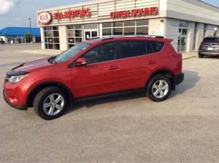 Used 2013 Toyota RAV4 XLE for sale in Owen Sound, ON
