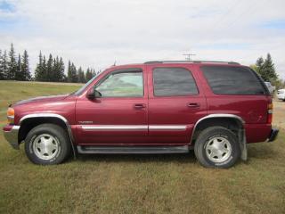Used 2005 GMC Yukon SLE for sale in Melfort, SK