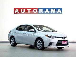 Used 2014 Toyota Corolla BLUETOOTH BACKUP CAMERA for sale in North York, ON