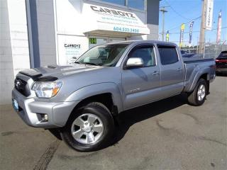 Used 2015 Toyota Tacoma TRD Sport Premium 4x4, Double Cab, Nav, Leather for sale in Langley, BC
