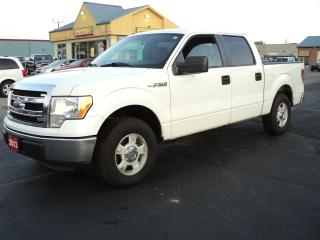 Used 2013 Ford F-150 XLT CrewCab 3.7L 5ft Box for sale in Brantford, ON