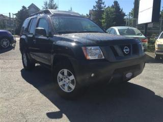 Used 2006 Nissan Xterra OFF ROAD for sale in Surrey, BC