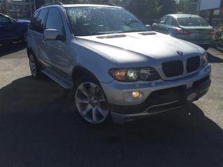 Used 2006 BMW X5 4.8is for sale in Surrey, BC