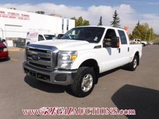 Used 2015 Ford F250 S/D XLT CREW CAB SWB 4WD for sale in Calgary, AB