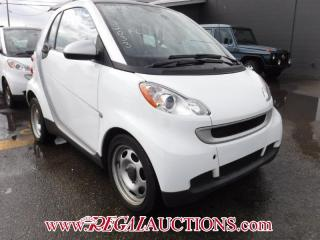 Used 2012 Smart Passion fortwo 2D Coupe for sale in Calgary, AB