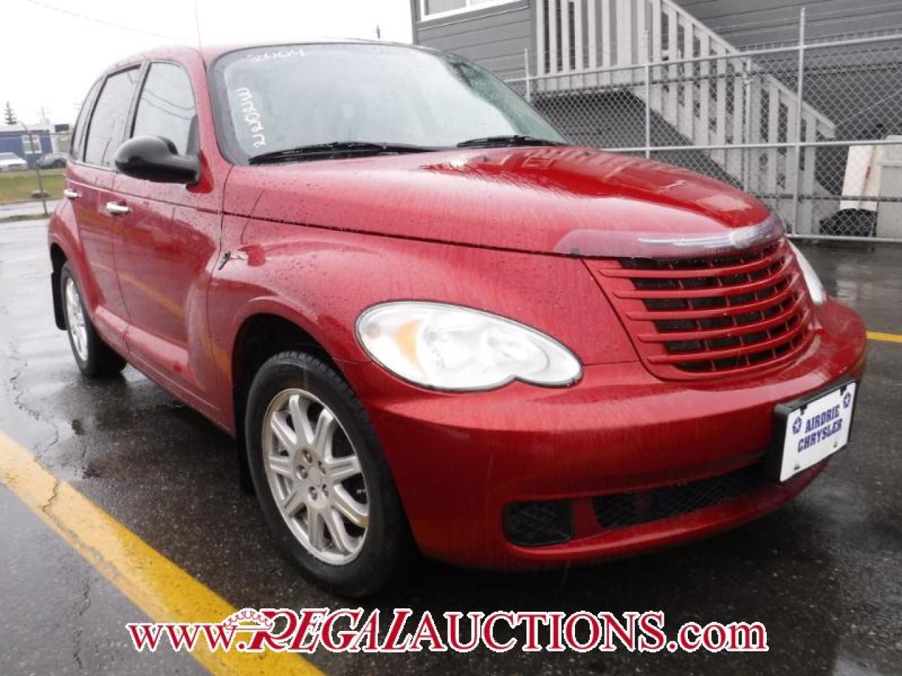 Photo of Red 2009 Chrysler PT CRUISER  4D HATCHBACK