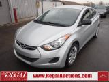 Photo of Silver 2013 Hyundai Elantra