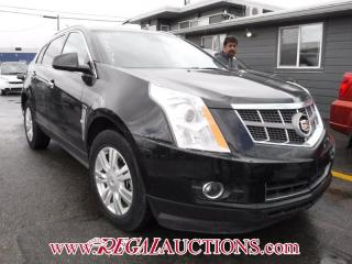 Used 2010 Cadillac SRX LUXURY 4D UTILITY AWD for sale in Calgary, AB