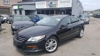 Used 2010 Volkswagen Passat CC Highline w/NAVI for sale in Etobicoke, ON