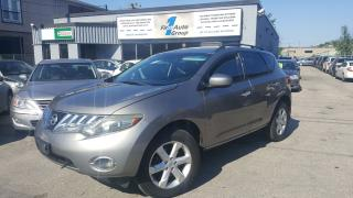 Used 2009 Nissan Murano SL for sale in Etobicoke, ON