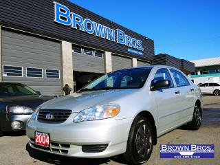 Used 2004 Toyota Corolla CE for sale in Surrey, BC
