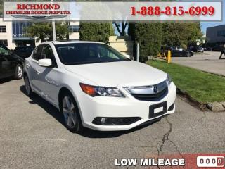 Used 2015 Acura ILX Base w/Premium Package for sale in Richmond, BC