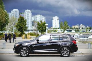 Used 2015 BMW X3 - for sale in Burnaby, BC