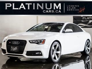 Used 2015 Audi S5 3.0T QUATTRO PROGRES for sale in North York, ON