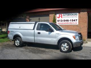 Used 2012 Ford F-150 XLT 4X4 Ecoboost with Service Box for sale in Elginburg, ON