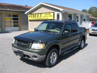 Used 2002 Ford Explorer Sport Trac 4X4 for sale in Smiths Falls, ON