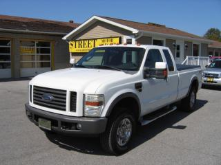 Used 2008 Ford F-250 SuperDuty FX4 O/R SuperCab 4x4 Diesel for sale in Smiths Falls, ON