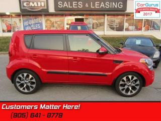 Used 2013 Kia Soul 4u Luxury for sale in St Catharines, ON