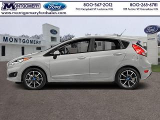 New 2017 Ford Fiesta SE for sale in Kincardine, ON