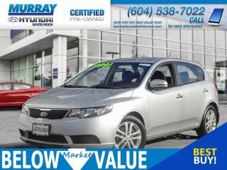 Used 2012 Kia Forte5 2.0L EX **BLUETOOTH**HEATEDSEATS** for sale in Surrey, BC
