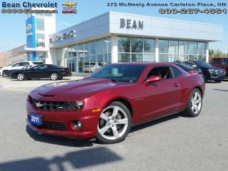 Used 2011 Chevrolet Camaro 2SS for sale in Carleton Place, ON