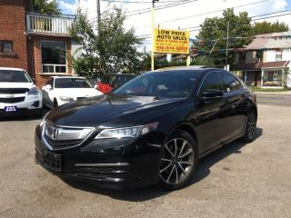 Used 2015 Acura TLX Tech*AWD*Navi*Cam*LaneAssist&AcuraWarranty* for sale in York, ON