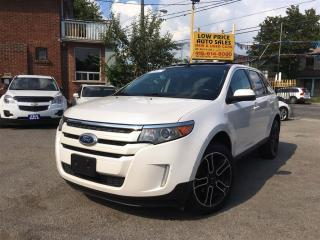 Used 2014 Ford Edge SEL*PanoramicRoof*Navi*Camera&Sport** for sale in York, ON