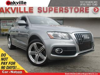 Used 2010 Audi Q5 3.2 S LINE | LEATHER | PANO ROOF | NAVI | B/U CAM for sale in Oakville, ON