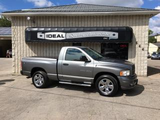 Used 2005 Dodge Ram 1500 ST for sale in Mount Brydges, ON