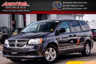 New 2017 Dodge Grand Caravan New Car CVP|Trac.Cntrl|Cruise|RemoteKeyless|A/C|Pwr.Options for sale in Thornhill, ON