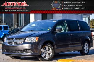 New 2017 Dodge Grand Caravan New Car CVP|Trac.Cntrl|RemoteKeyless|A/C|Pwr.Options for sale in Thornhill, ON