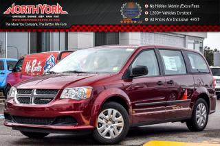New 2017 Dodge Grand Caravan New Car CVP|Trac.Cntrl|Pwr.Options|RemoteKeyless|A/C for sale in Thornhill, ON