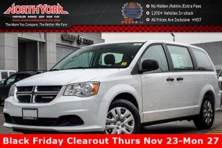 New 2017 Dodge Grand Caravan New Car CVP|7-Seater|TouringSusp.|AC|KeylessEntry|GreatDeal| for sale in Thornhill, ON