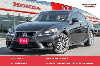 Used 2014 Lexus IS 250 Base (AT) for sale in Whitby, ON