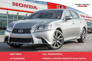 Used 2015 Lexus GS 350 Base (AT) for sale in Whitby, ON