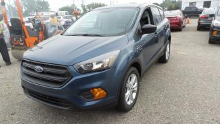 New 2018 Ford Escape S, Alloys, Sync, Rear Camera for sale in Stratford, ON
