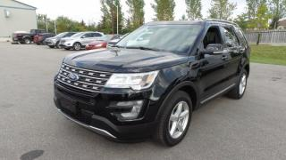 Used 2016 Ford Explorer XLT for sale in Stratford, ON
