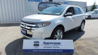 Used 2014 Ford Edge SEL for sale in Stratford, ON