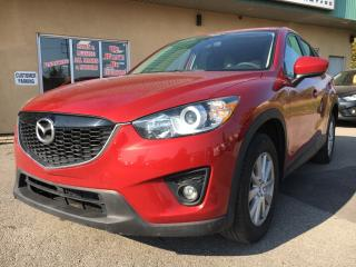 Used 2015 Mazda CX-5 GS $164.33 BI WEEKLY! $0 DOWN! for sale in Bolton, ON