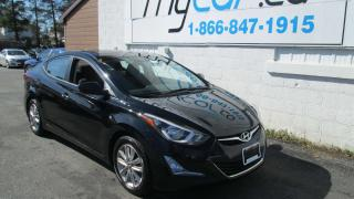 Used 2015 Hyundai Elantra Sport Appearance for sale in Richmond, ON
